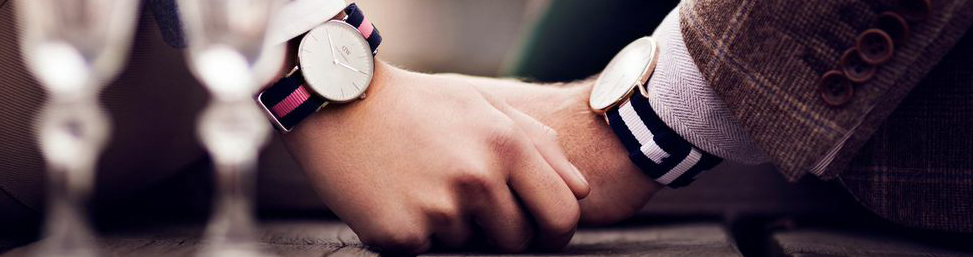 Daniel Wellington Watches online at Glue Store