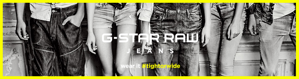 G-Star RAW online at Glue Store