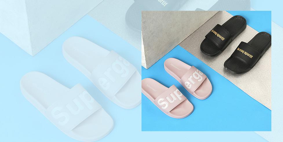 Slides & Slip-On Shoes