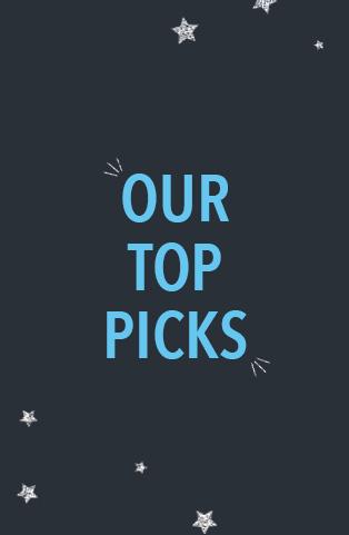 Our Top Picks For Christmas