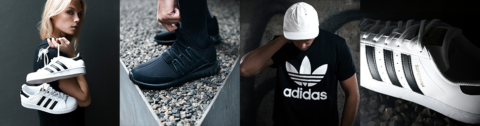 Adidas clothing and sneakers online at Glue Store