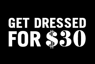 A Great Range of Dresses for just $30 @ Glue Store