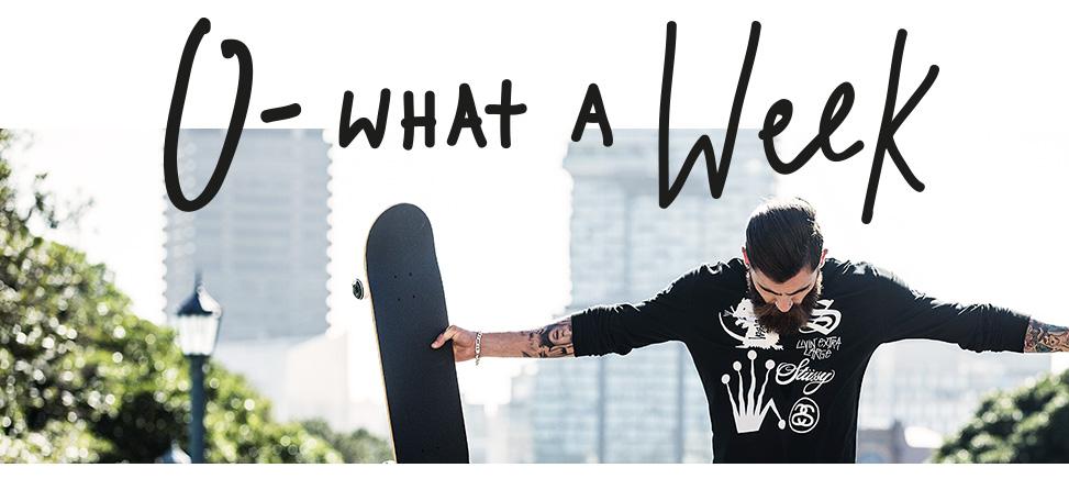 O-what-a-Week